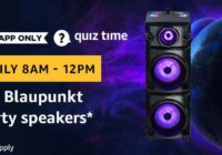 Blaupunkt Party Speaker